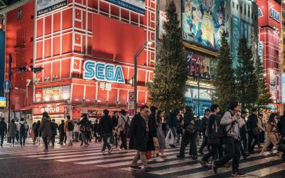 المُلاحظة الاجتماعية في اليابان!